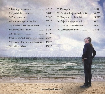 digipack cd+livret